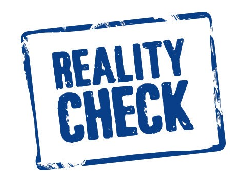 reality check Reality check has 2,169 ratings and 388 reviews qb of the varsity football team passing grades in all his classes dating the hottest--and smartest--gi.